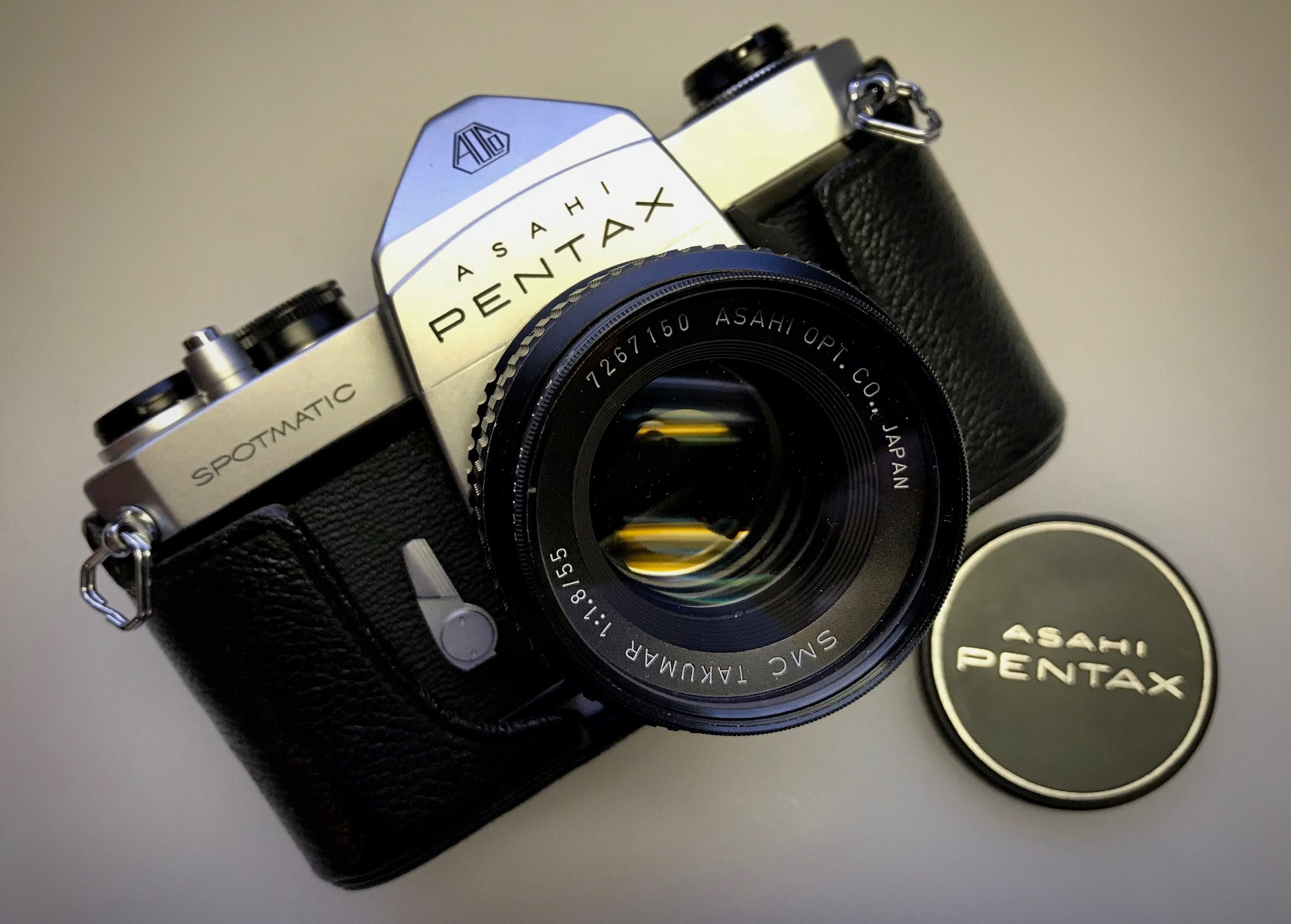 My Pentax SP: A Flickr Star!