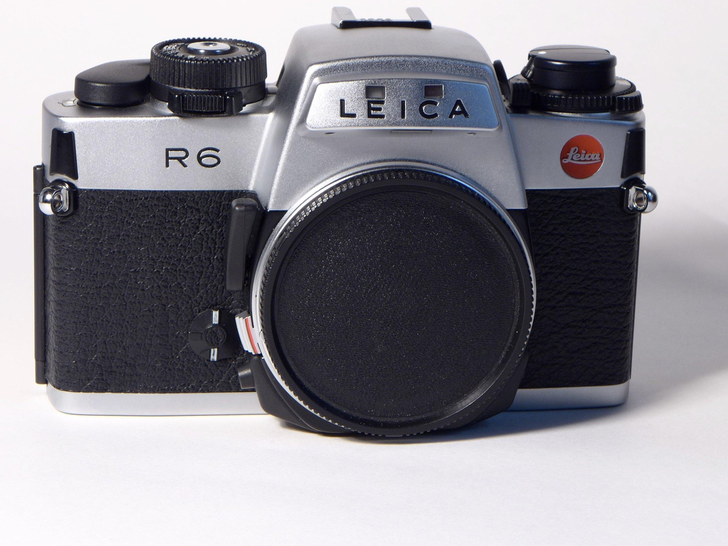Leica R6 (Ken Hansen Photo)