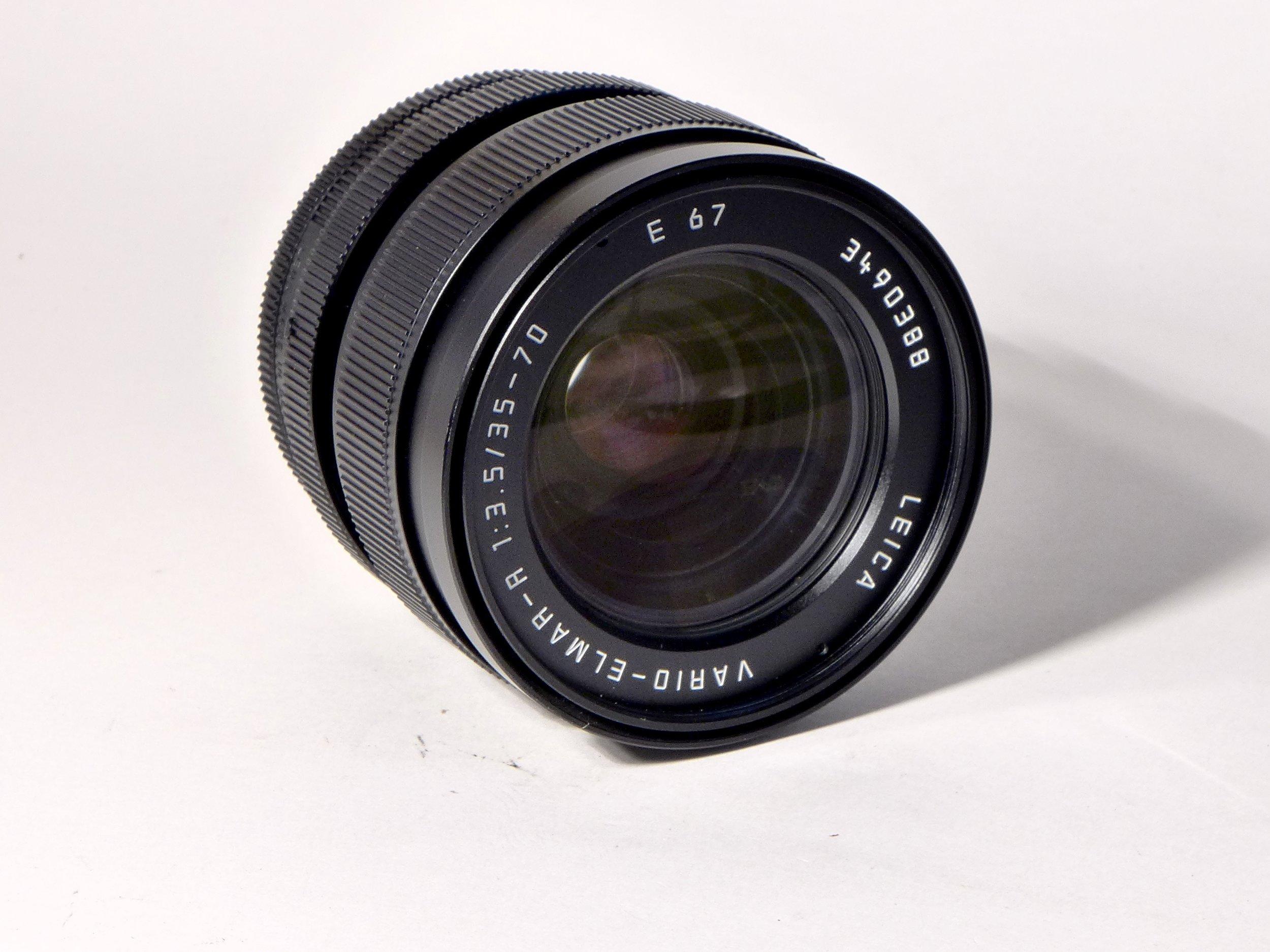 Leica R Vario-Elmar 35mm-70mm f/3.5 (Ken Hansen Photo)