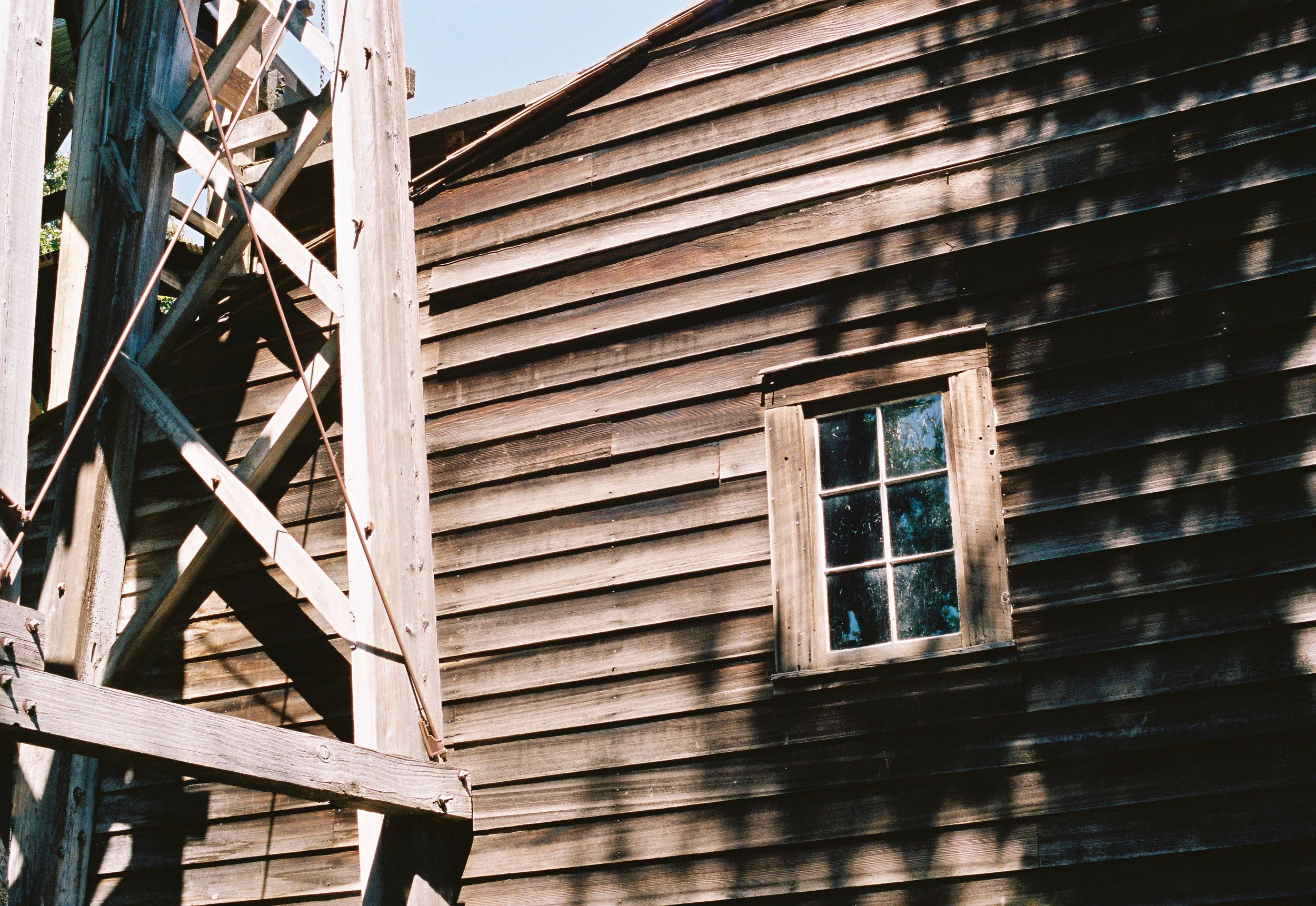 The Bale Grist Mill in Napa Valley