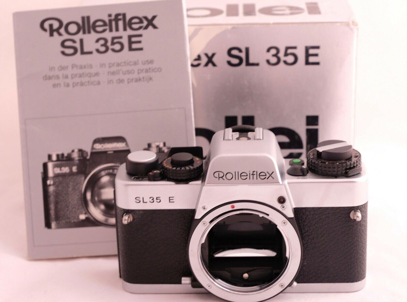 Rolleiflex SL35 E from the eBay listing.