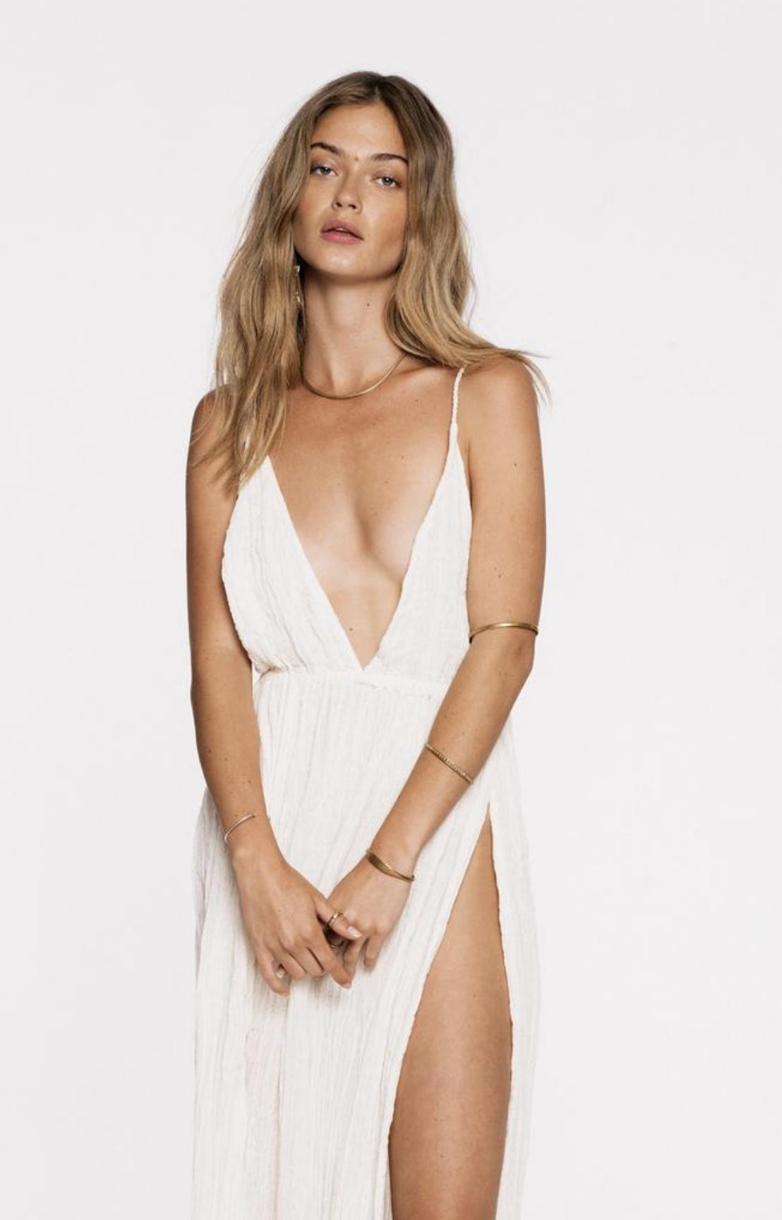 Coco's Island Maxi Dress - $143