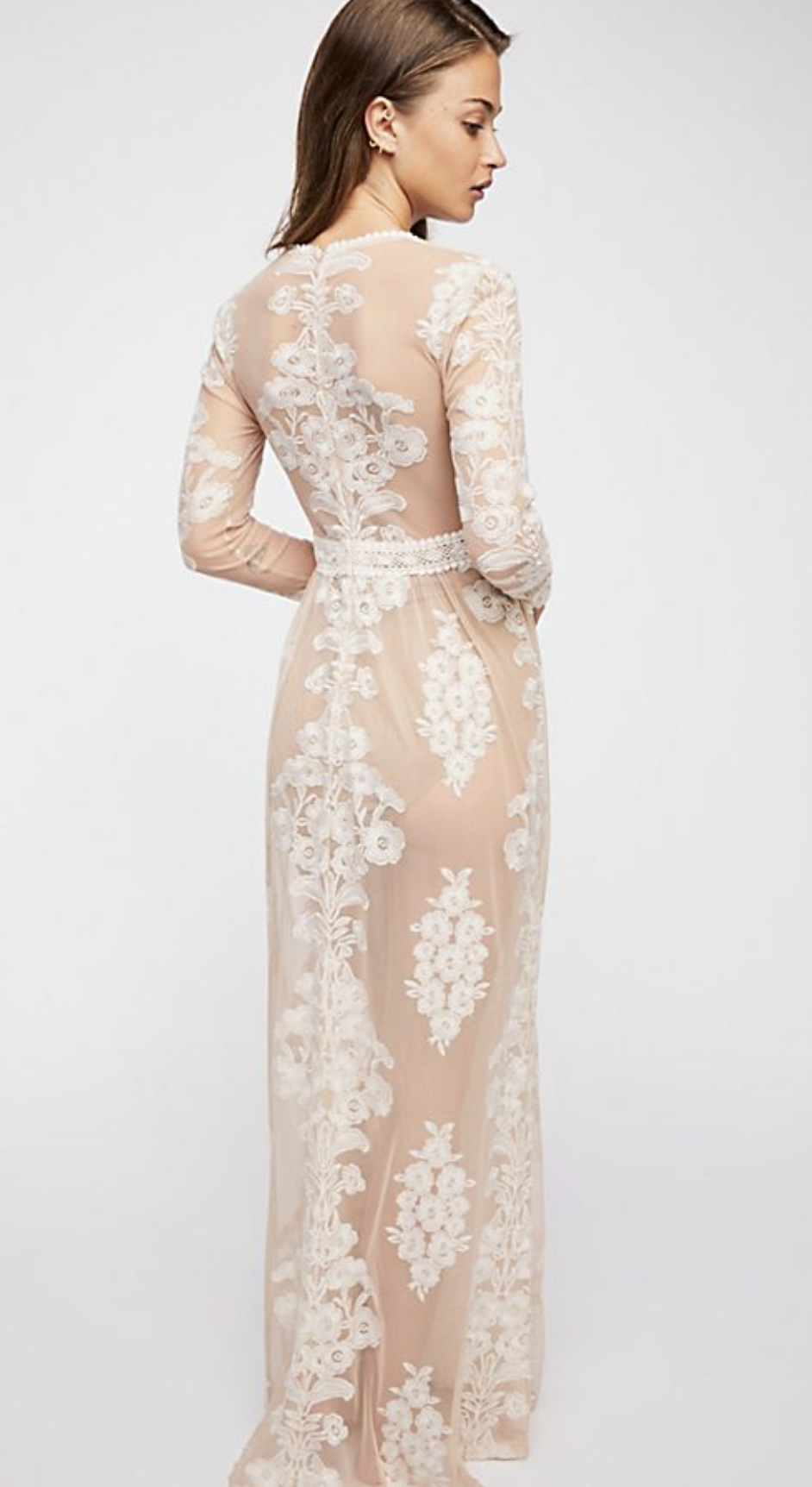 Temecula Maxi Dress - $250