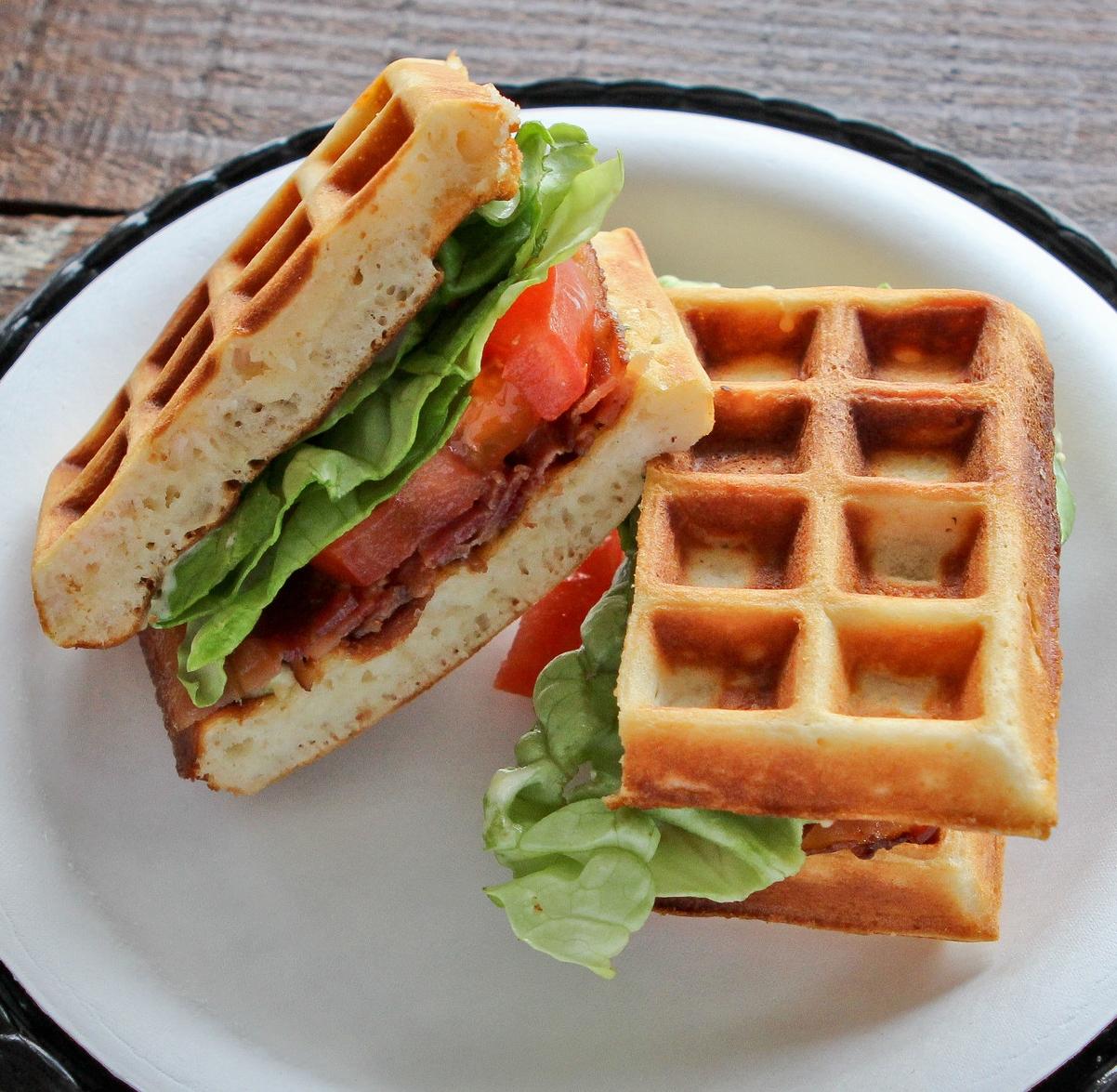 Waffle B.L.T.
