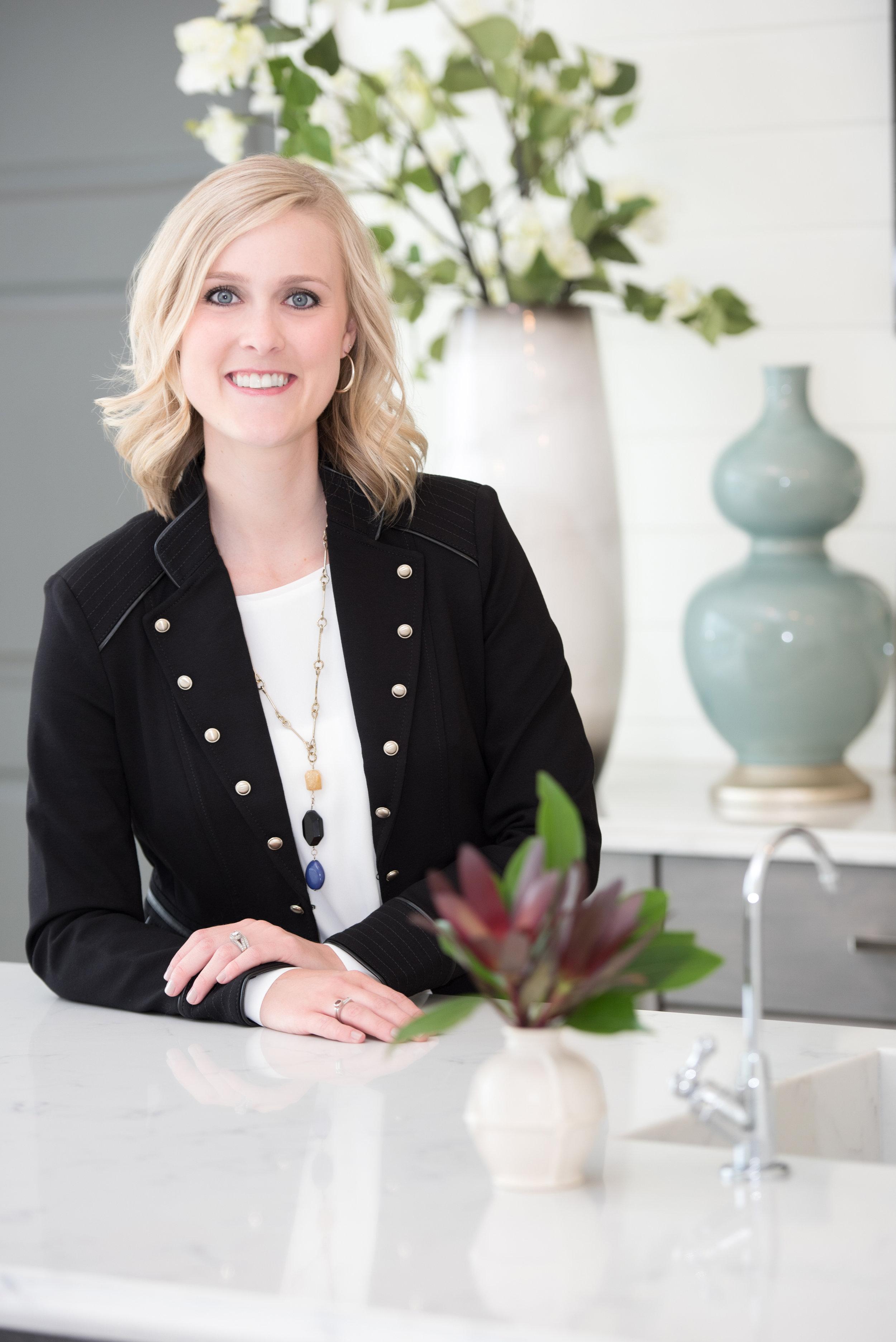 Brielle Allen  Interior Designer LEED AP ID+C, NKBA