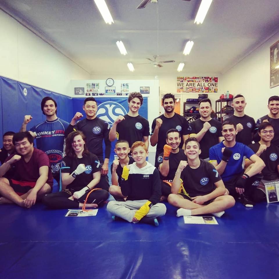 kickboxing bankstown/yagoona