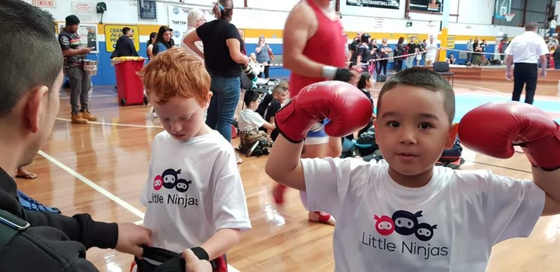 kids kickboxing bankstown