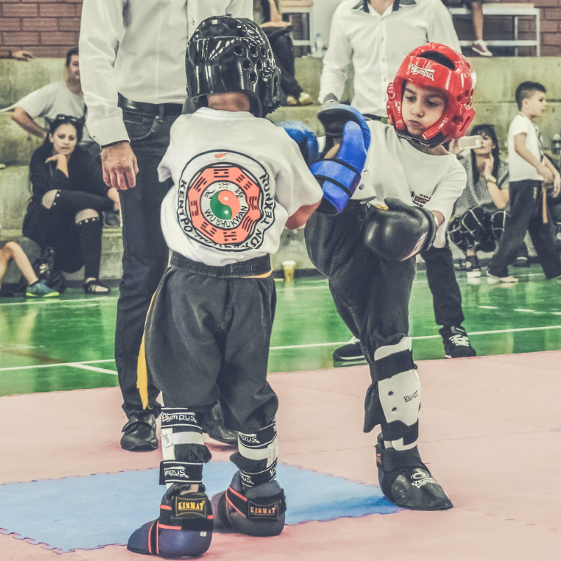 kids kickboxing yagoona