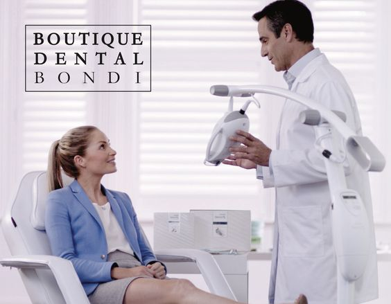 Zoom teeth Whitening Bondi