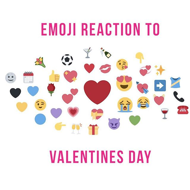 The Emoji Report this week is all about Valentines Day. It wouldn't be Valentines Day without the ❤️ emoji making the biggest appearance on the report, but it isn't alone with almost every single heart emoji making it! There are also plenty of 🍾 🍸 and 🎁 emojis that have made it onto the report, just to remind everyone to celebrate with that special someone. Finally, the report wouldn't be complete without an unexpected emoji. This week, the ⚽️ makes it onto the report, just to remind fans that although love is important, so is football, and there are games on Valentines Day! • • • #EmojiReport #Emoji #Valentines #ValentinesDay #Heart #Football #UEFA #Gifts #Drinks #London #InfluencerMarketing #Influencer #Agency
