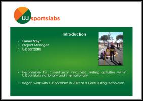 emma steyn testing for groundstaff