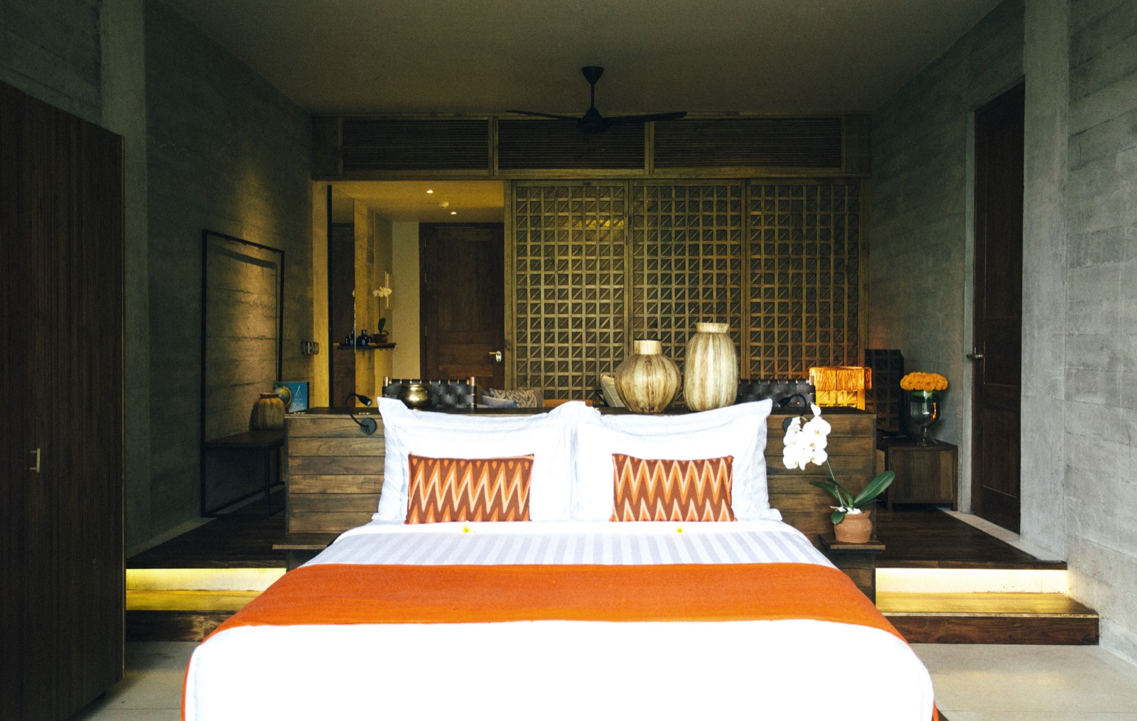 Forest Suite bedroom