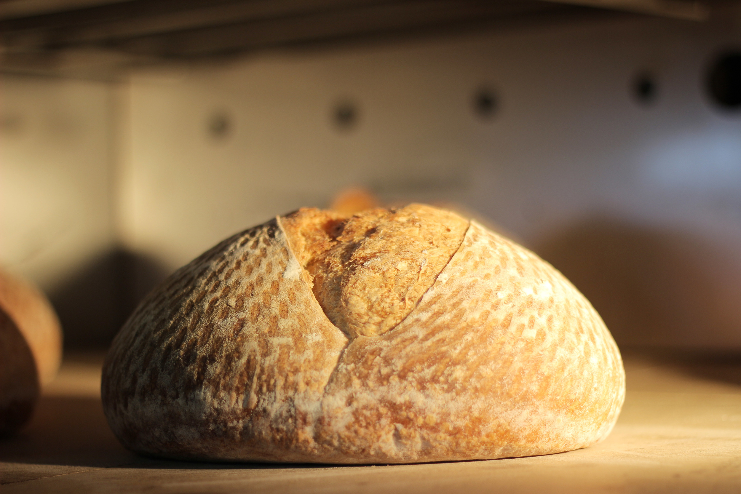 Baking Sourdough bread at Folk Kitchen & Espresso