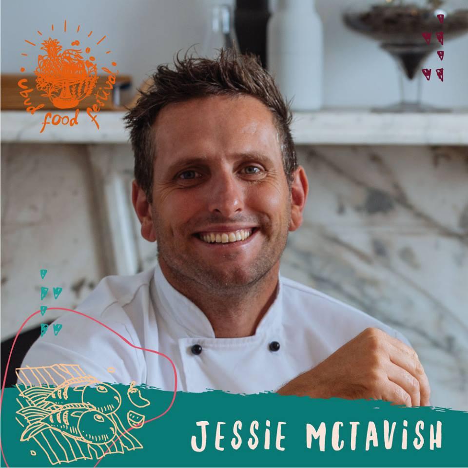 The Kettle Black Chef-Director, Jesse McTavish