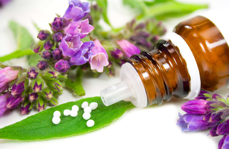 Homöopathie  Homöopathische Komplexmittel, Bachblüten, Schüsslersalze