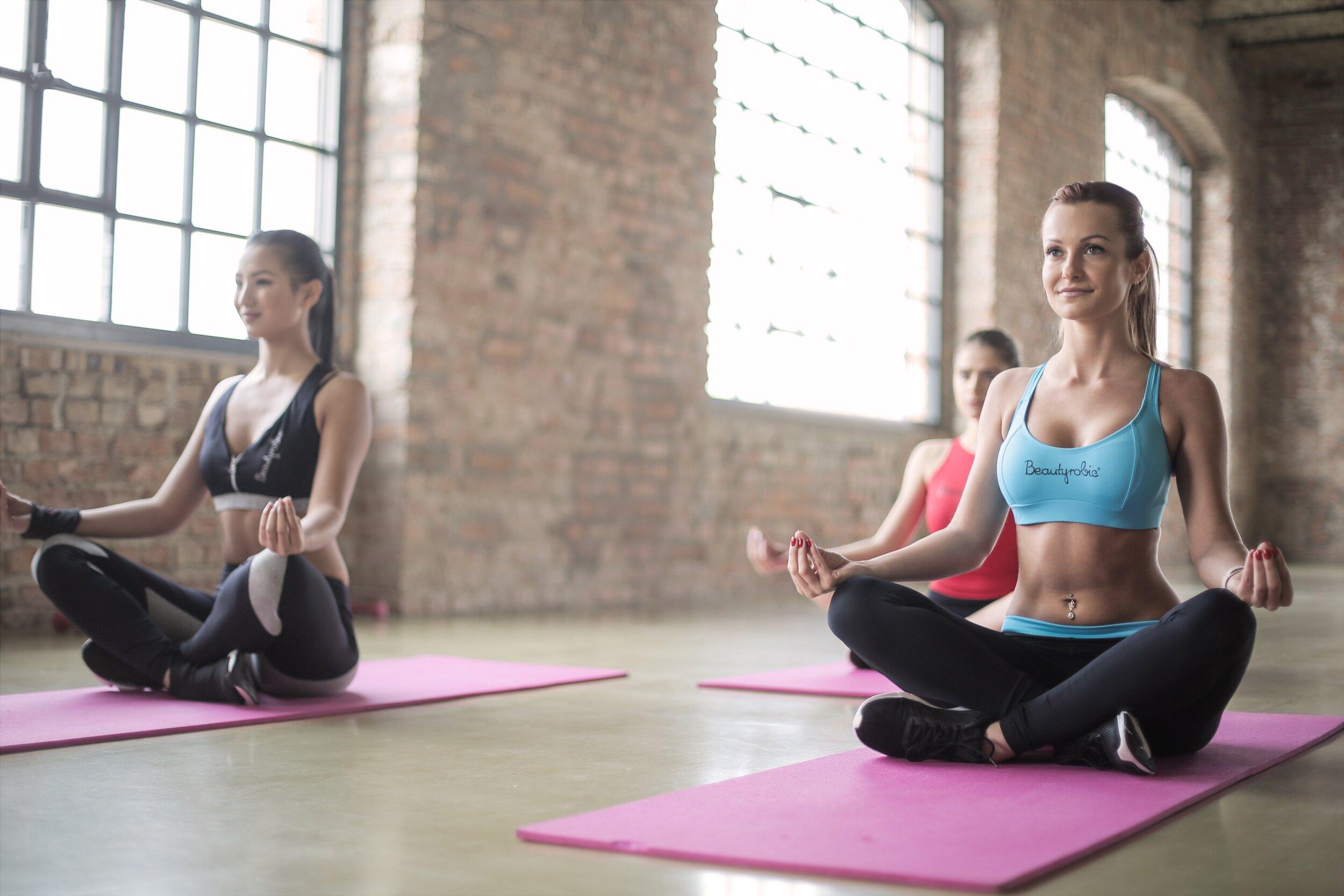 Yoga Website and App