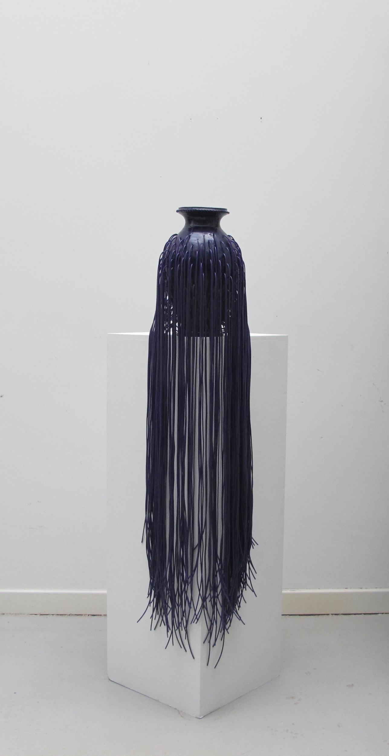 Jungle Vase Purple Eelko Moorer