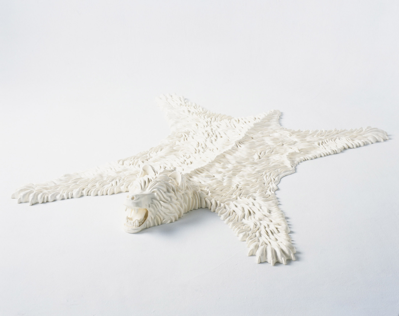 Bearskin White Eelko Moorer