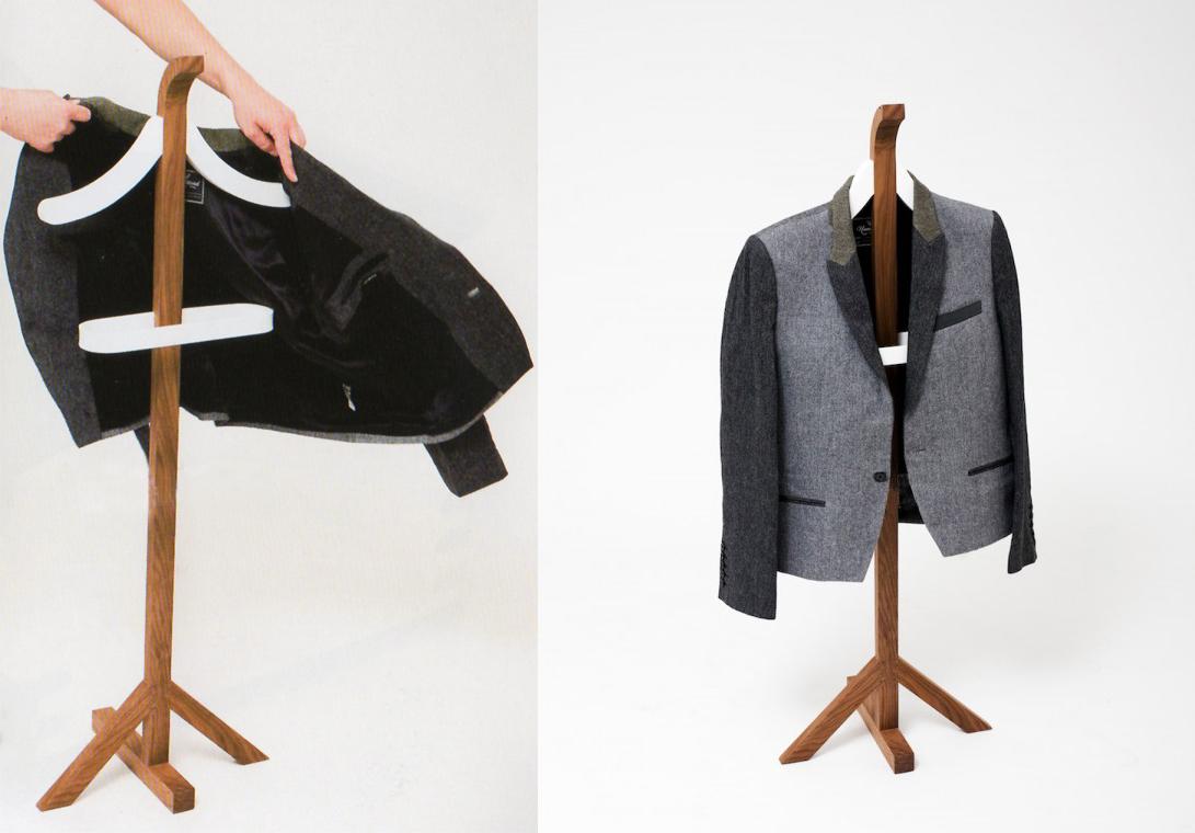 Dress Boy and Shoe Box Eelko Moorer for Arco Okay