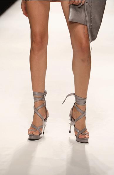 Eelko Moorer shoes for Aminaka Wilmont SS10