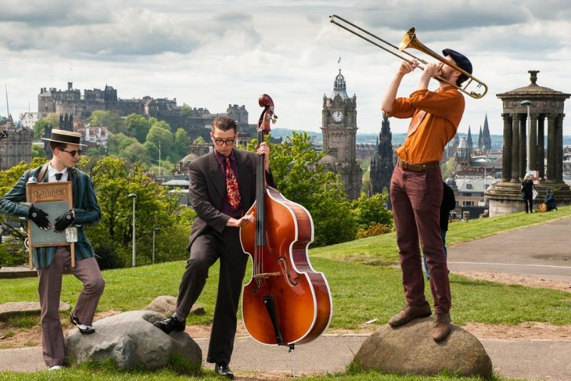 Photo Credit: Edinburgh Jazz & Blues Festival