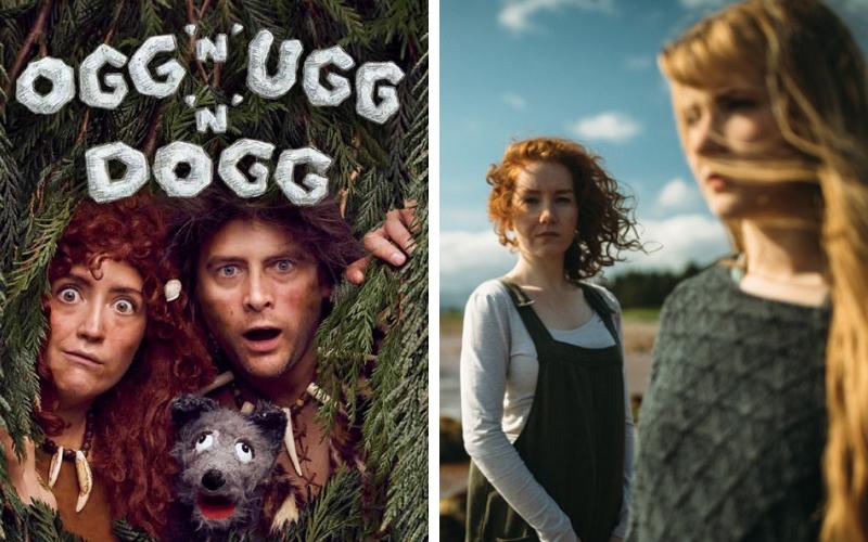 Ogg n Ugg n Dogg  &  Islander: A New Musical