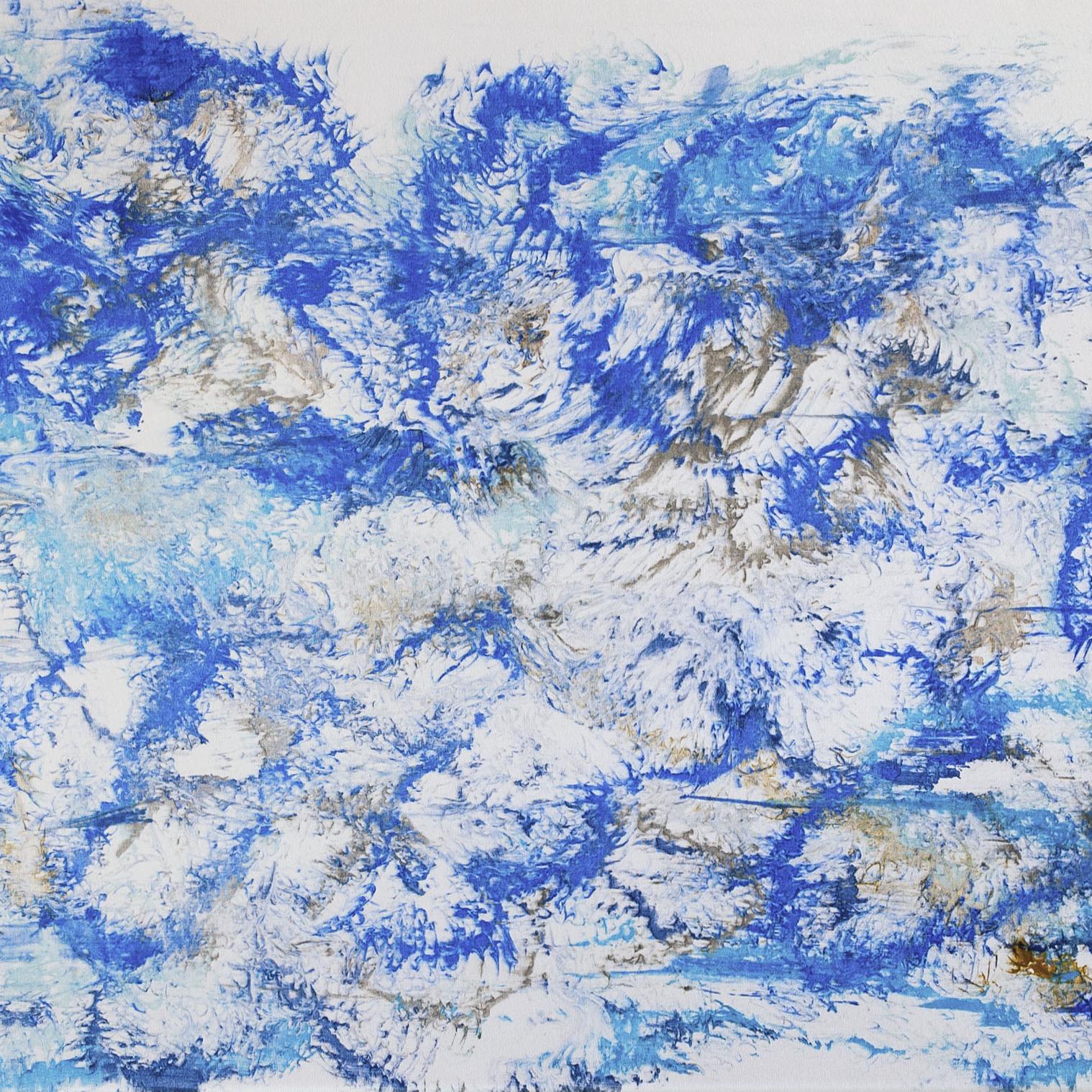 """acrylic on canvas, 48"""" x 72"""", 2015"""