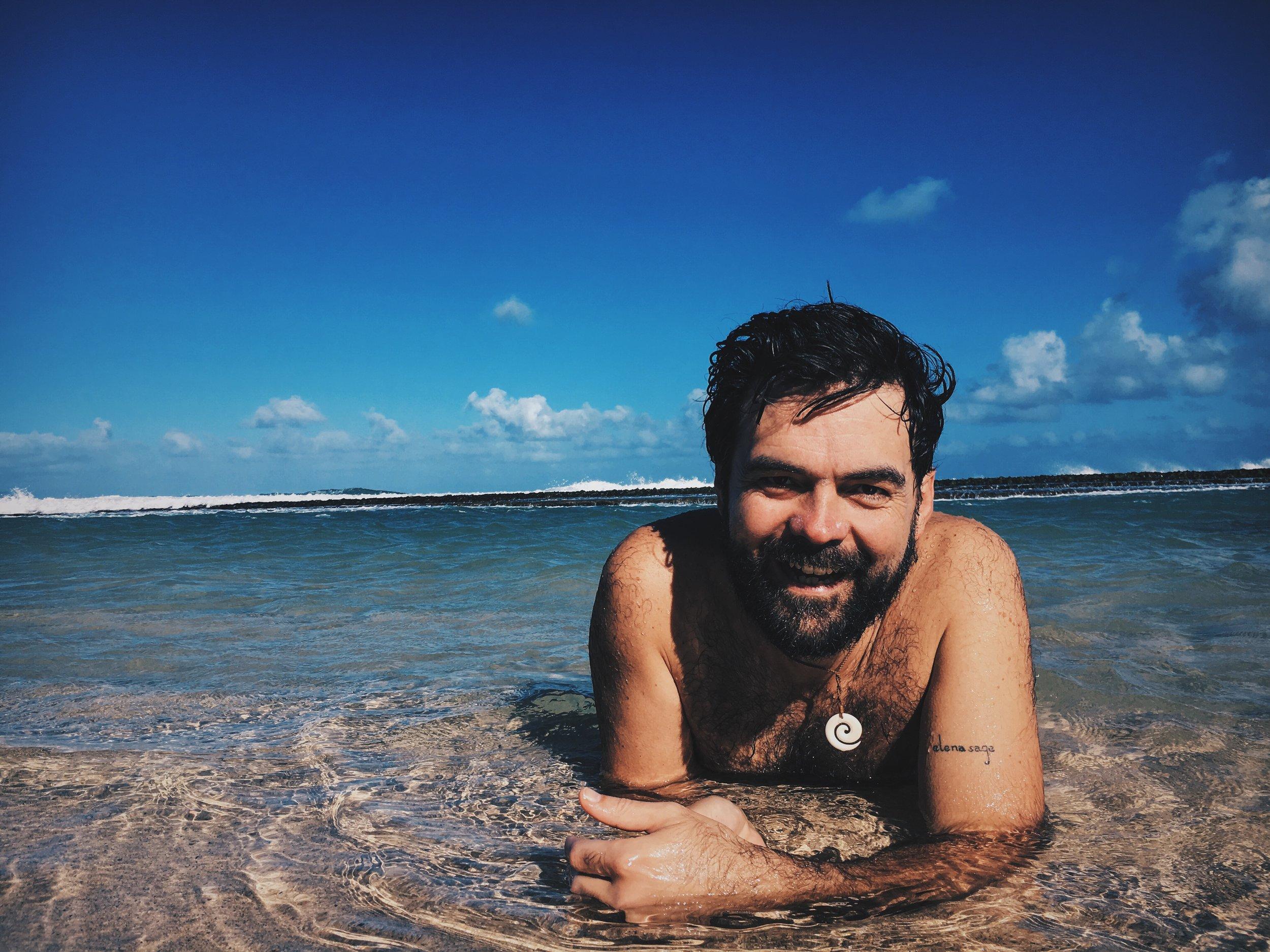 Mark Schoneveld - Maui - November, 2016