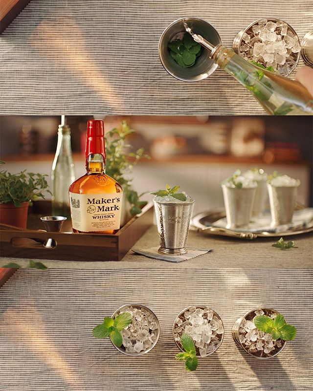 New work for @bayonetmedia and @makersmark. Better brush up on your mint julep recipe before 🐎 season.  Director: @andrewpquinn  DP: @jlvella  Edit: @willwertz