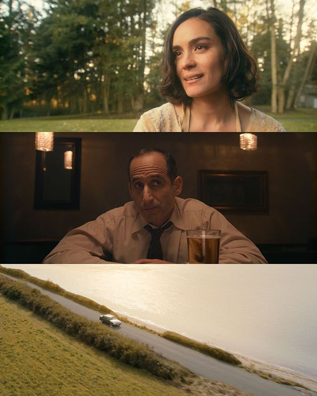 """""""The Hour After Westerly"""" Directors: Andy Morehouse, Nate Bell DP: @williamhellmuth_dp  Looks set 1 of 2. These are some of the happier moments from the film, featuring Peter Jacobson and Shannon Sossamon. It was a lot of fun to develop such a wide range of looks, especially with the incredibly talented @williamhellmuth_dp behind the lens!"""