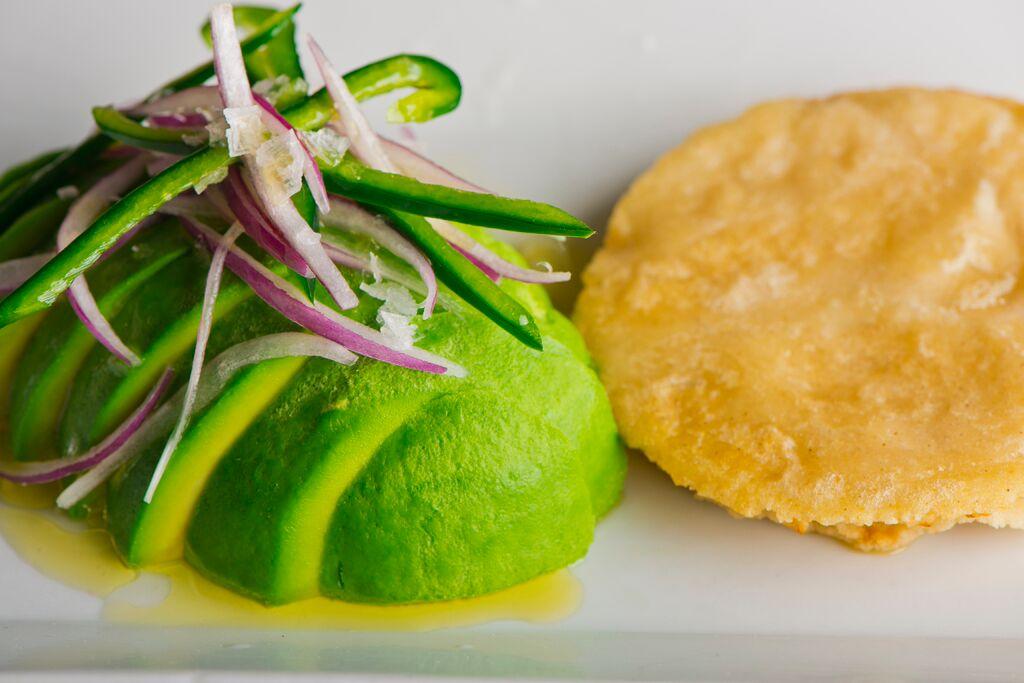 Tortilla & Avocado