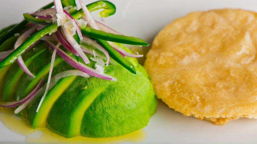 Tortillas & Avocado
