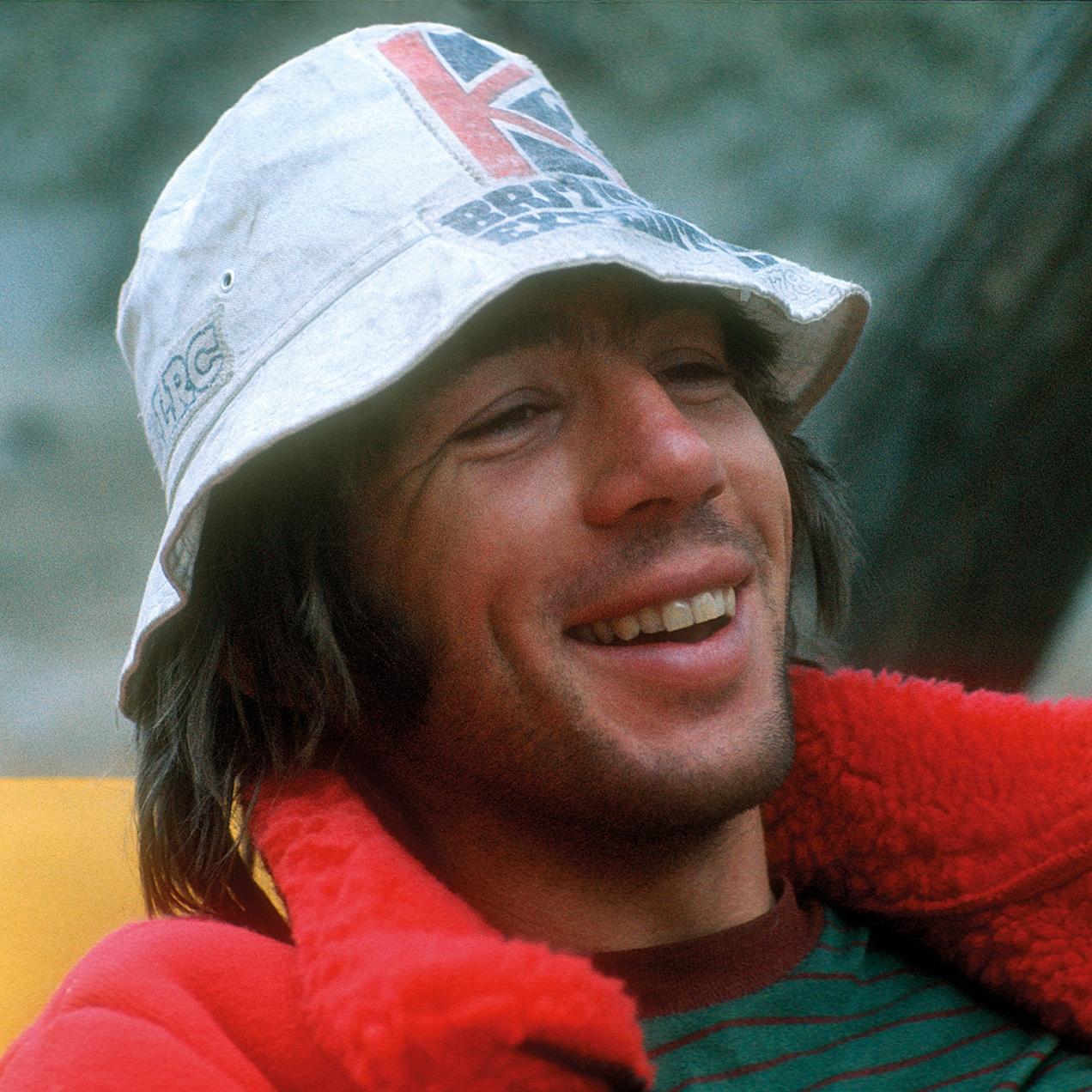 Pete Boardman on British K2 Expedition 1978   Image © Vertebrate
