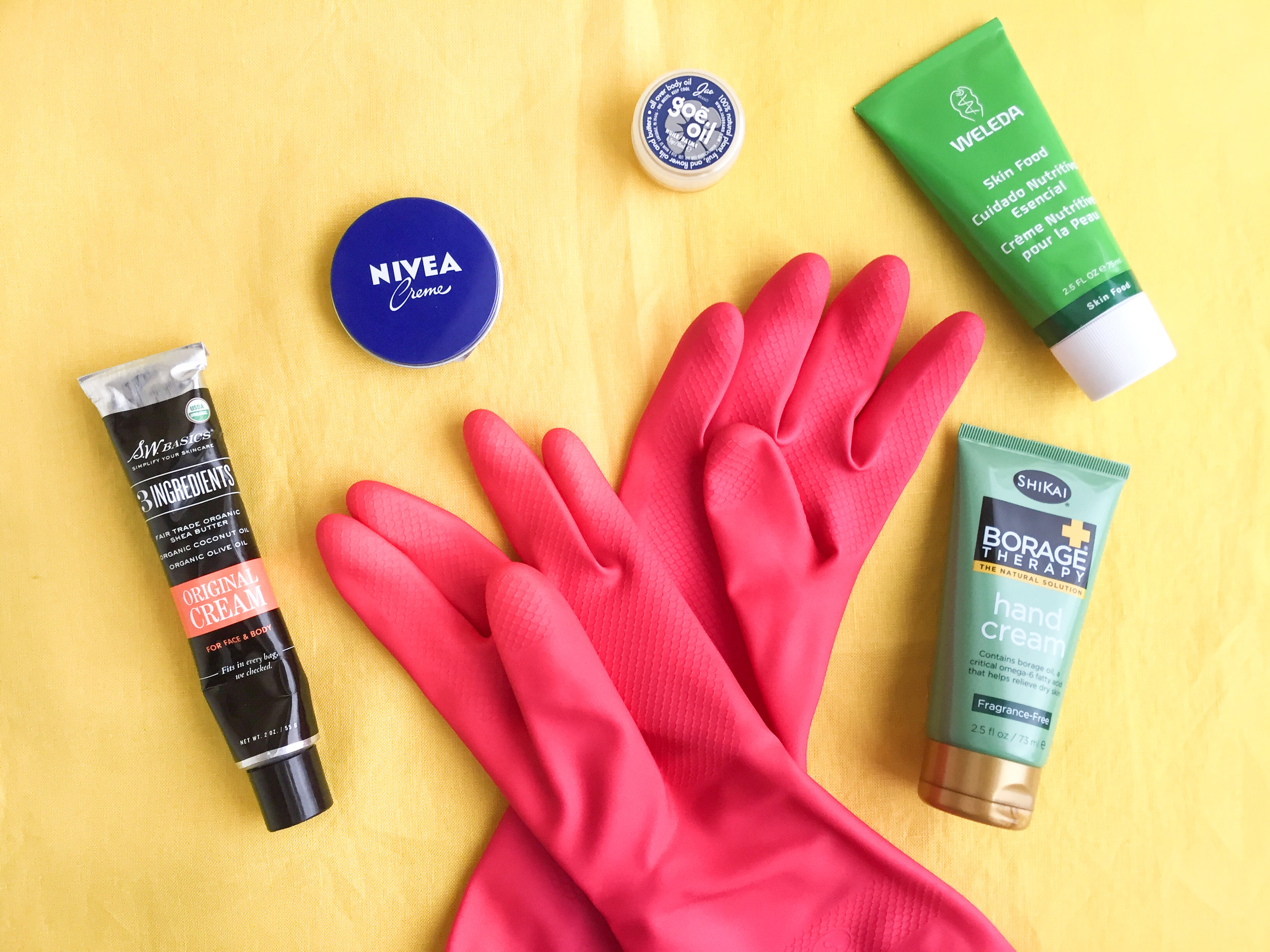 best natural hand creams