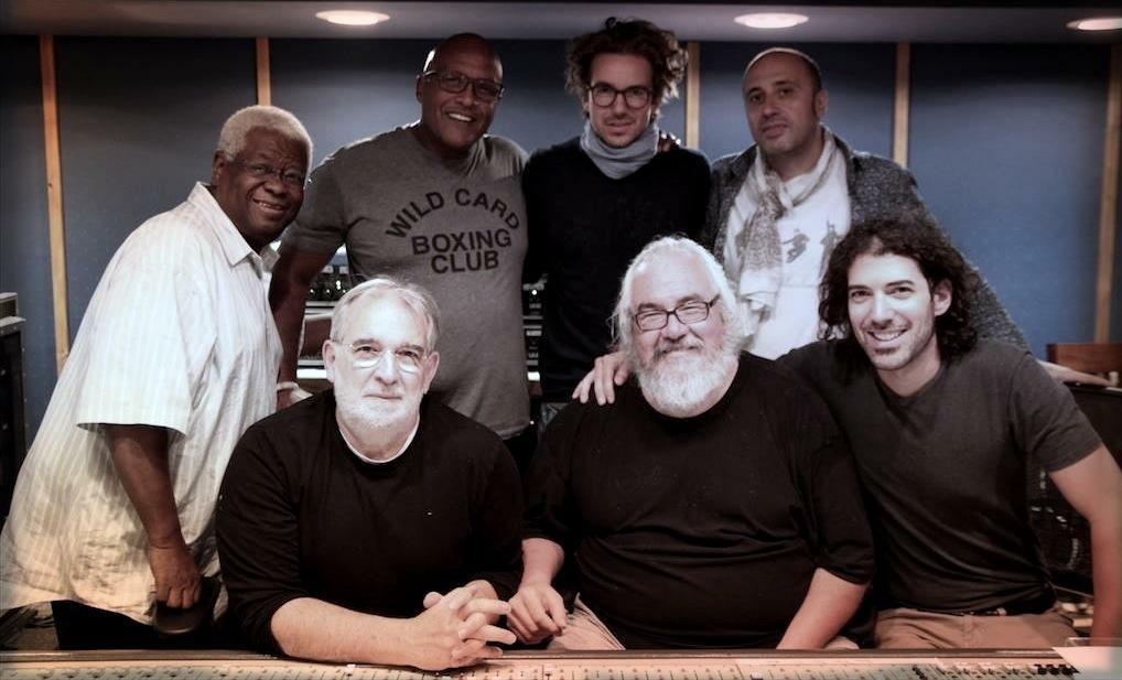 Abe, Steve, Filippo, Fabio, Greg, and Sam.