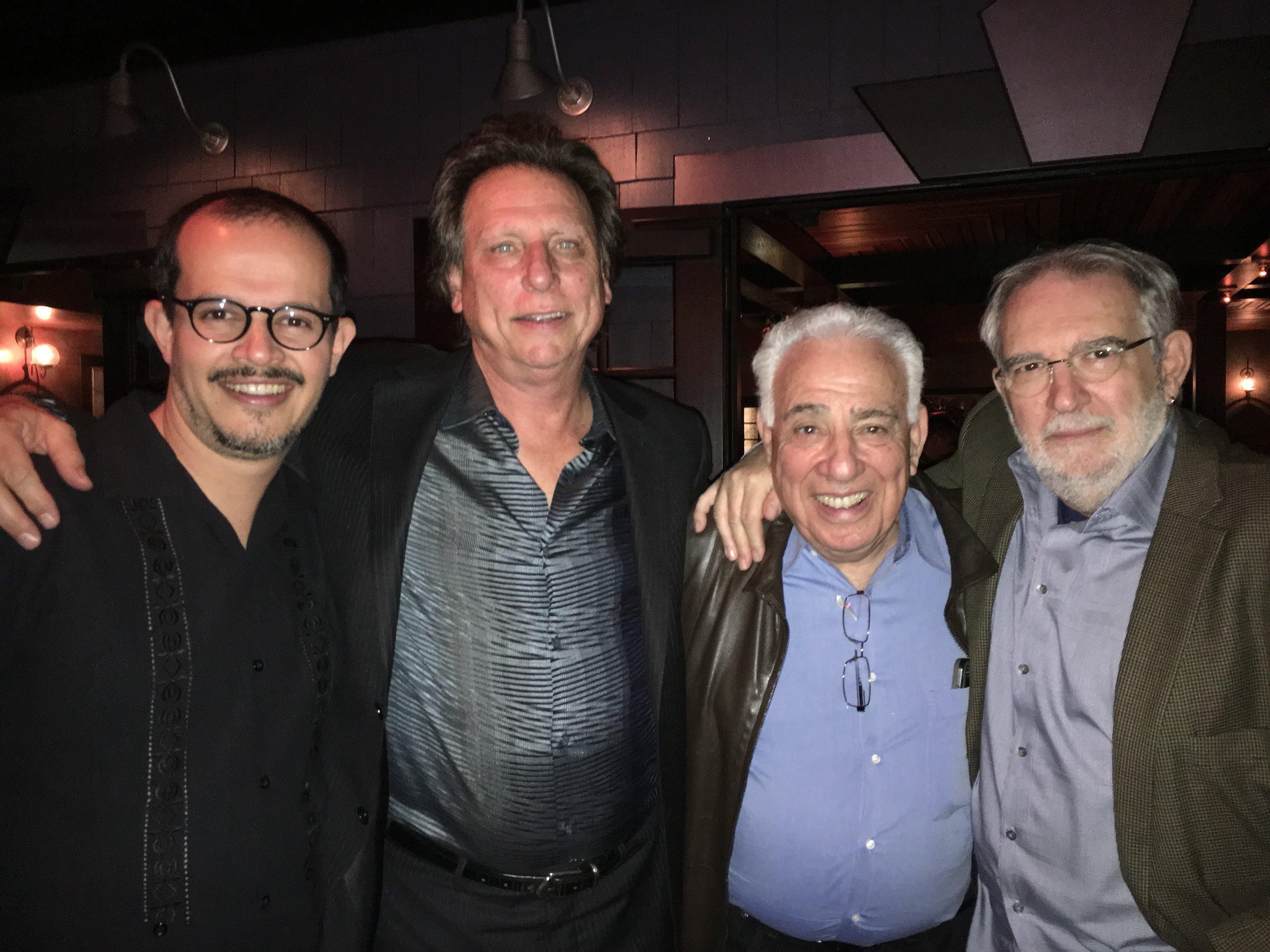 Pablo Munguia, Paul Sandweiss, Michael Seligman