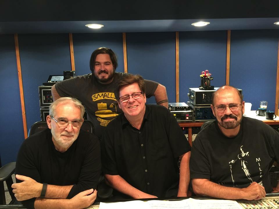 Wayne Bergeron, Gary Grant, Spencer Guerra at LAFX
