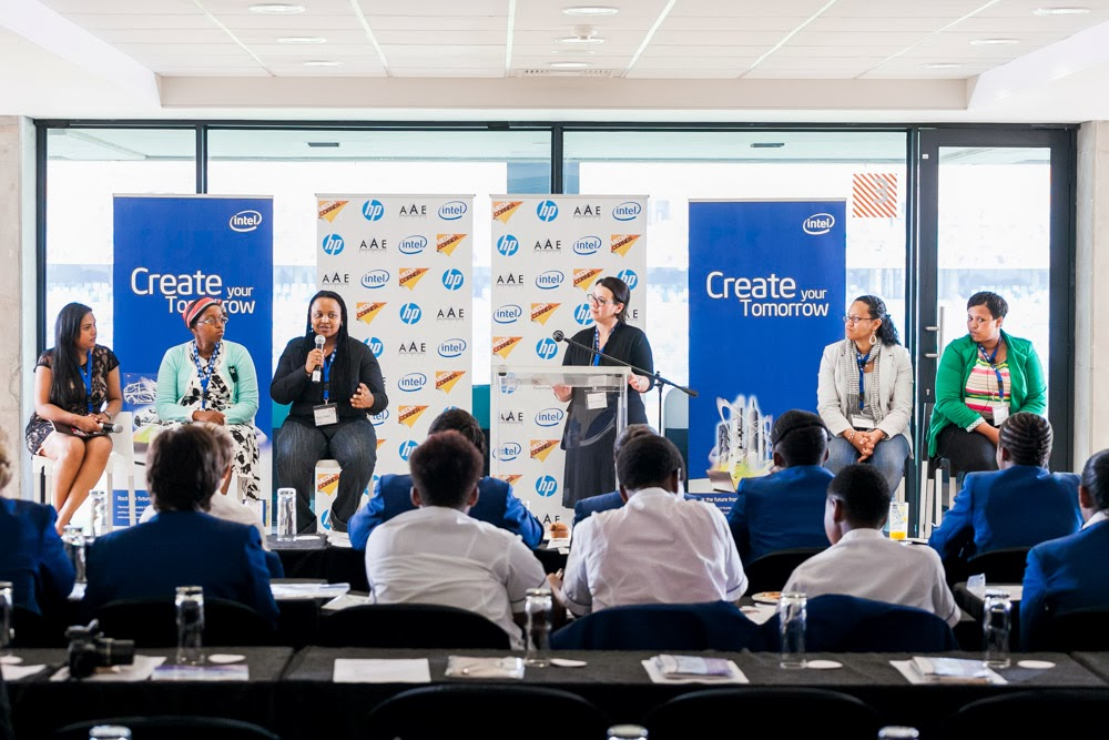 Panel Discussion – Picture by  Colin Browne