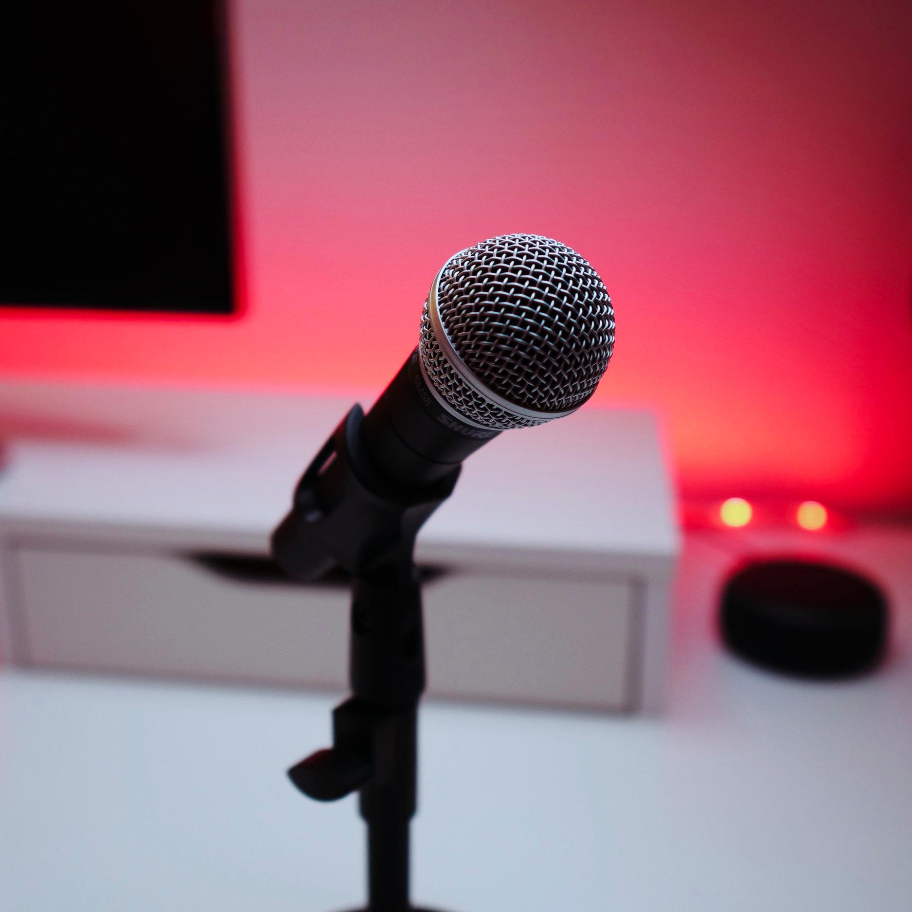 Voice Over Classes -