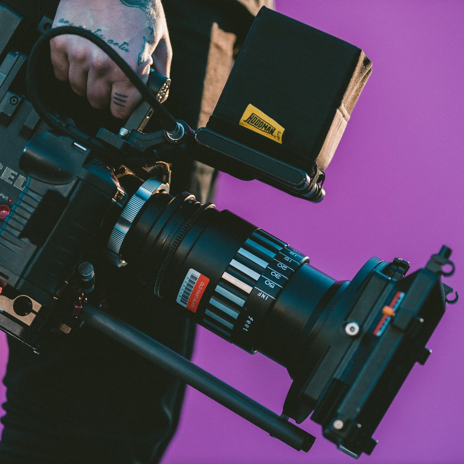 Acting for Film Classes -