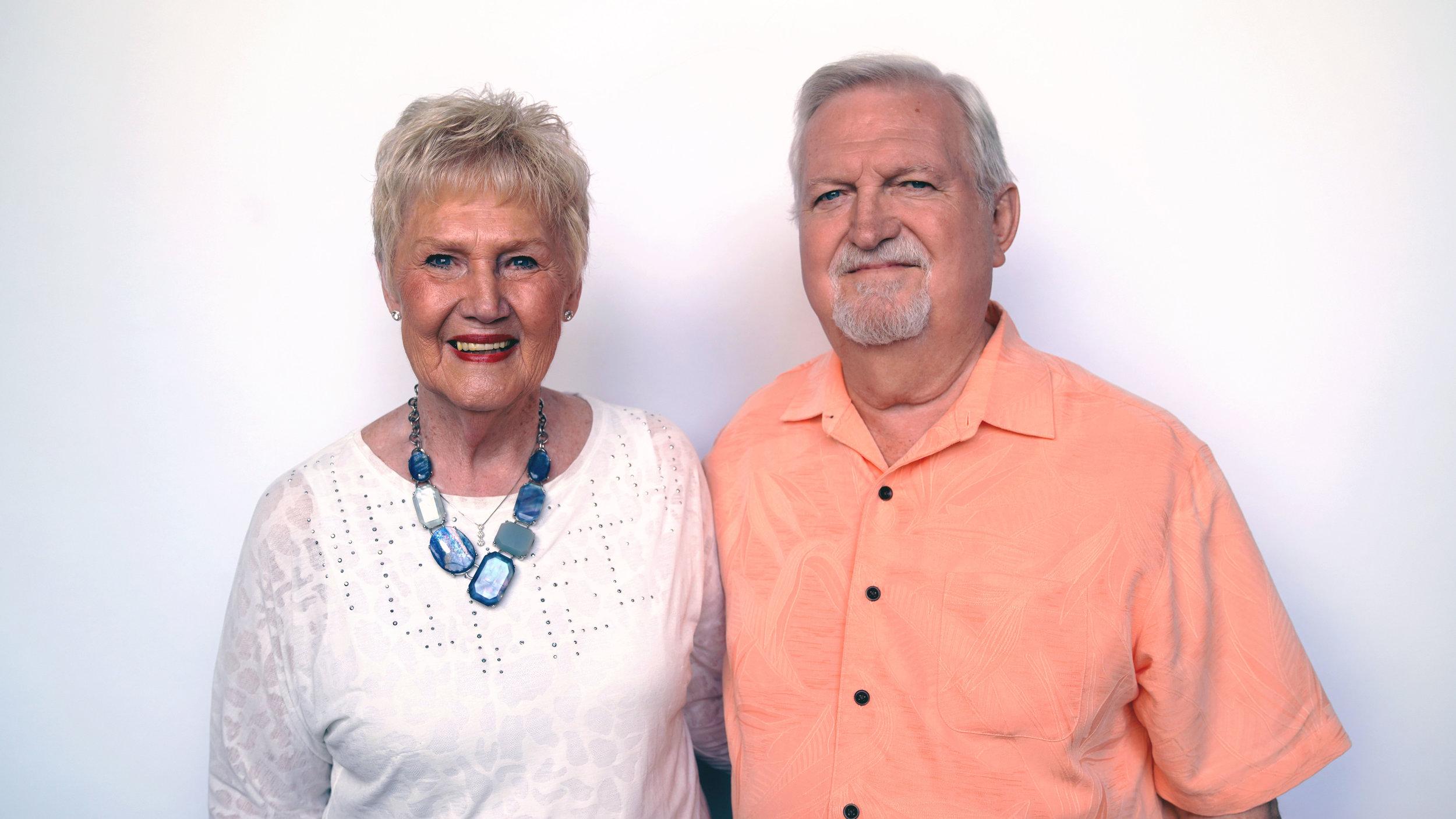 Richard Shelton  Senior Adults Pastor