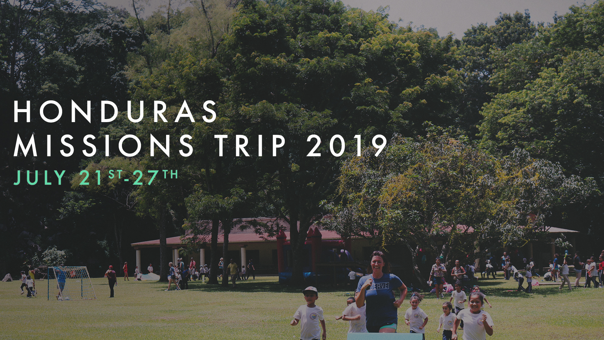 Deadline to sign up for the Honduras Mission Trip is fast approaching. You must have your Deposit in by April 14 to participant in this years trip. To sign up today, click below.