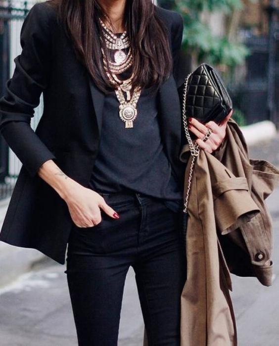 Photo courtesy  Cool Chic Style Fashion