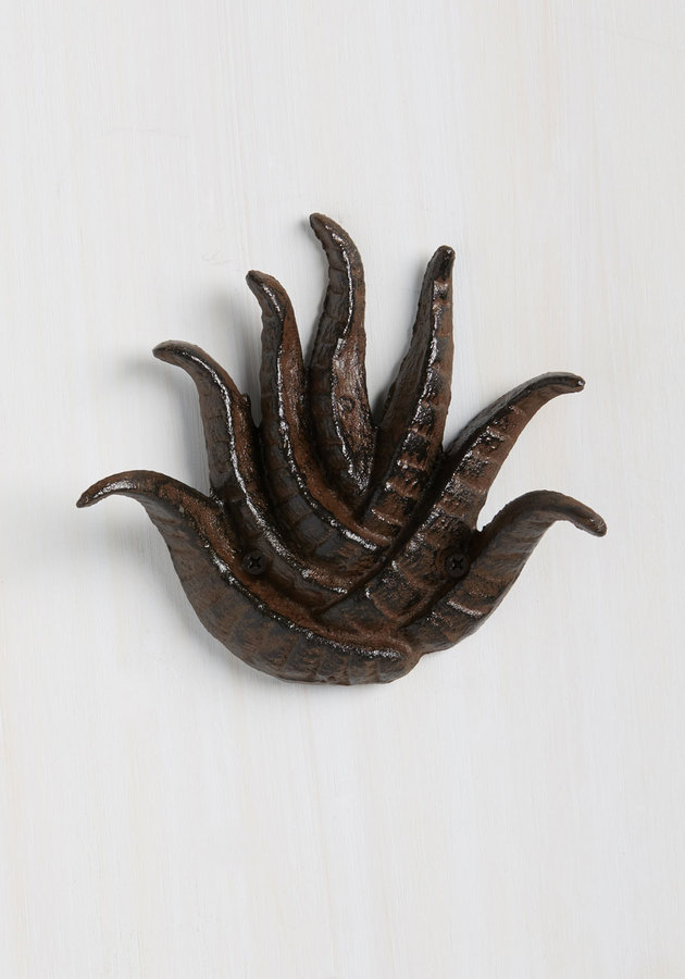 """""""i plant even"""" wall hook"""