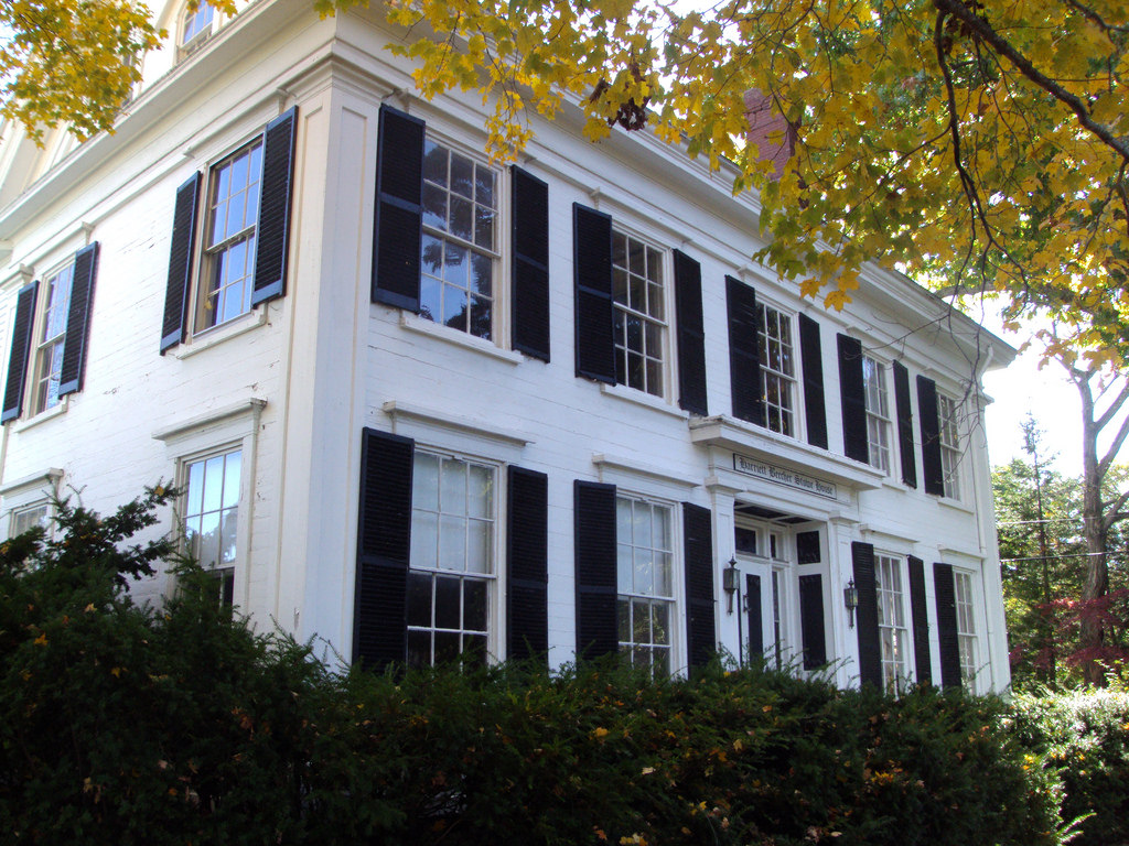 Harriet Beecher Stowe House » Brunswick, ME
