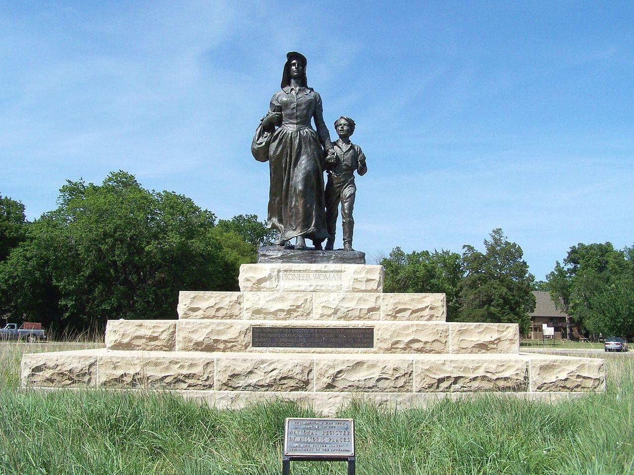 Pioneer Woman Museum » Ponca City, OK