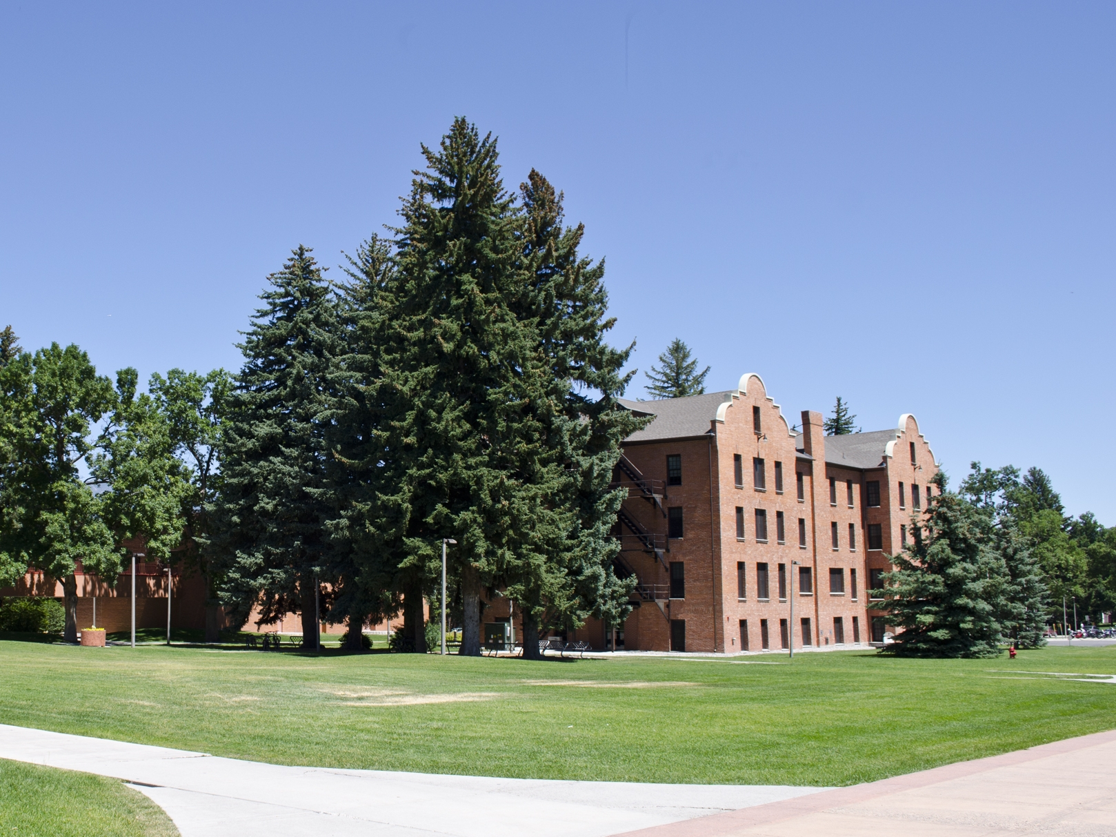 Hamilton Hall at Montana State University » Bozeman, MT