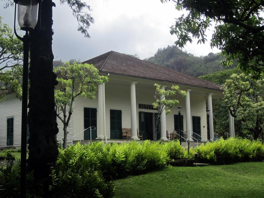 Queen Emma Summer Palace » Honolulu, HI