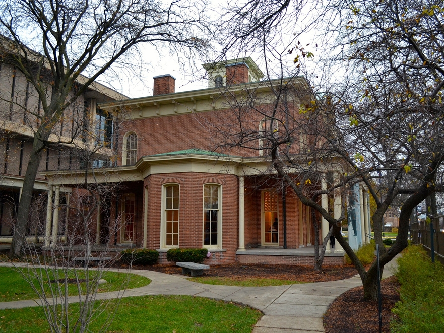 Jane Addams Hull-House » Chicago, IL