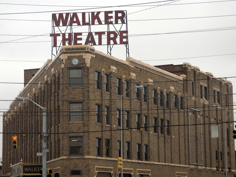Madame C.J. Walker Theatre » Indianapolis, IN